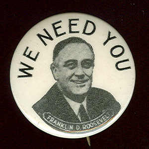 fdr we need